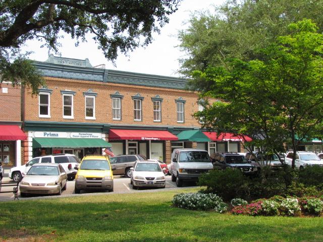 Downtown_Summerville_SC Real Estate